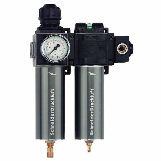 Maximálna kvalita stlačeného vzduchu - špeciálne pre aplikácie, pri ktorých je potrebná vysoká kvalita vzduchu (napr. lakovanie).