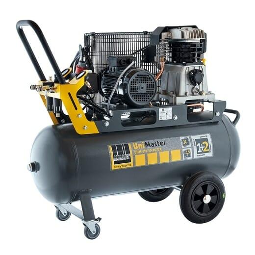 Výkon na 90 litrovej nádrži. Pomocník do všetkých dielní, menších servisov a prevádzok. S EXTRA výbavou.